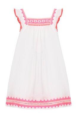 Хлопковое платье Sunuva S2373/7-14