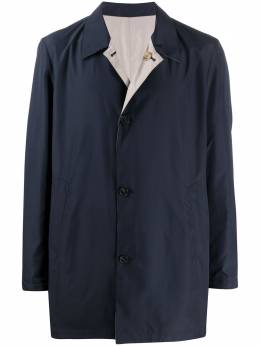 Corneliani двусторонне пальто на пуговицах 8535R90120191