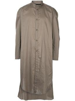 Julius длинная рубашка с принтом 697SHM1P