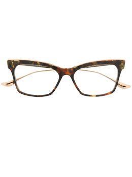 Dita Eyewear очки в оправе 'кошачий глаз' DTX401A02