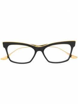 Dita Eyewear очки в оправе 'кошачий глаз' DTX40101