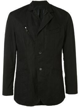Kent & Curwen куртка-рубашка с карманами на молнии K3354C209099
