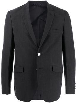 Tonello пиджак с контрастными пуговицами 08G72003164U
