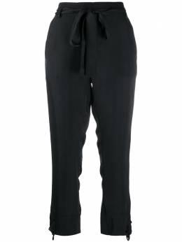 Ann Demeulemeester укороченные брюки прямого кроя 20011402P130