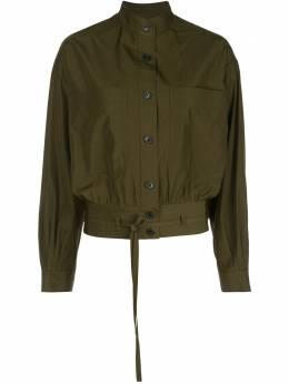 Jason Wu куртка-рубашка с накладными карманами JS2002010