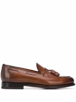 Santoni tassel loafers MCCL17111RB2IOBR
