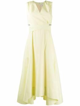 3.1 Phillip Lim платье без рукавов с V-образным вырезом S2029124COT