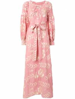 Bambah платье Alyssum с цветочной вышивкой RM20BMRM2039