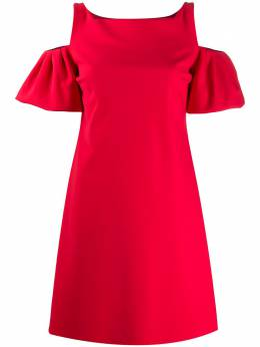 La Petite Robe Di Chiara Boni платье мини с пышными рукавами IAGADA000