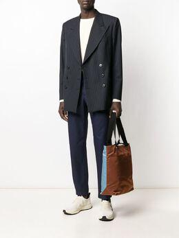 Lanvin брюки чинос с объемными карманами RMTR00184468P20