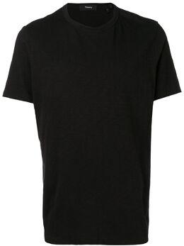Theory приталенная футболка с короткими рукавами I0194520
