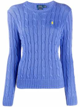Polo Ralph Lauren cable knit jumper 211580009
