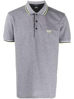 Boss by Hugo Boss рубашка поло из ткани пике 50426031