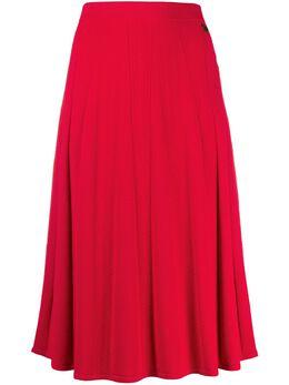 Twin-Set плиссированная юбка миди 201TP3030