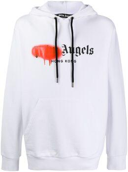 Palm Angels худи Hong Kong с логотипом PMBB003S206360230118