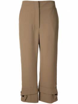 3.1 Phillip Lim брюки с ремешками на манжетах E2015999HCD