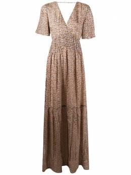 Ba&sh платье с вырезами 1E20DIVI
