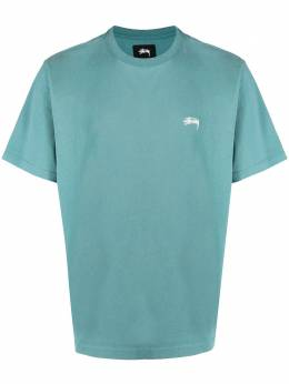 Stussy футболка с логотипом 1140194