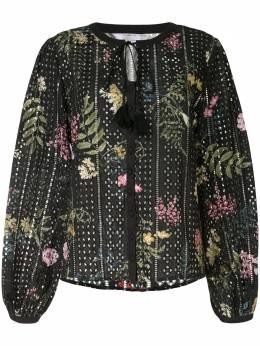 We Are Kindred блузка с длинными рукавами и цветочным принтом KIN1531