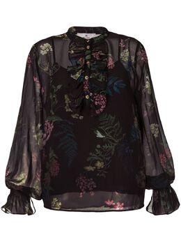 We Are Kindred блузка Frankie с цветочным принтом KIN1523E