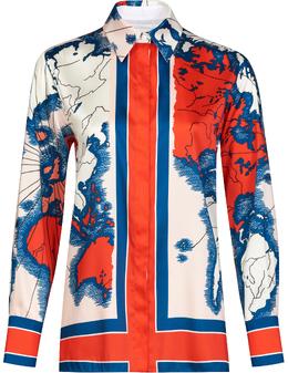 Блуза Victoria Beckham 122198