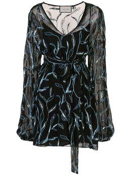 Alexis платье Lujana с вышивкой A12003186082