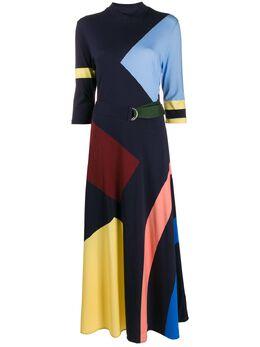 Chinti And Parker платье с принтом DR6