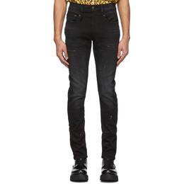 R13 Black Boy Jeans R13M0086-285