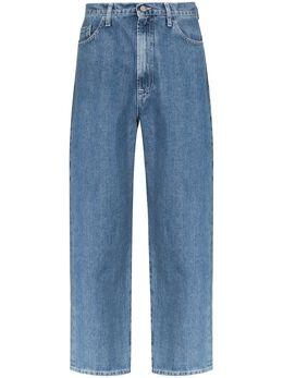Sunnei укороченные джинсы прямого кроя MT03ACR06