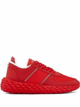 Giuseppe Zanotti Design кроссовки на рифленой подошве RM00029002