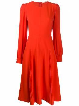 Tory Burch трикотажное платье миди 60281627154212
