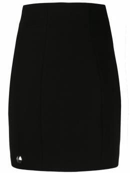 Philipp Plein юбка с завышенной талией S20CWRV0237PTE003N