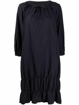 Comme Des Garcons Girl платье-туника со сборками NEO012051