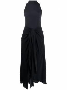 Ssheena платье миди с вырезом халтер 20SSAPHOPHISTS20008