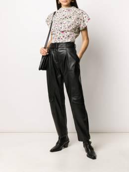 Isabel Marant блузка с цветочным принтом HT167020P021I