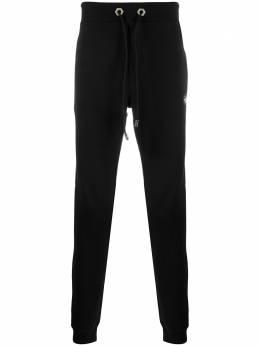Philipp Plein спортивные брюки Gothic Plein P20CMJT1597PJO002N