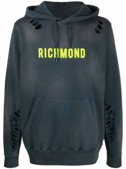 John Richmond худи с логотипом RMP20085FE