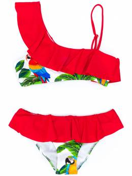 Mc2 Saint Barth Kids TEEN Rosalie tropical bikini ROSALIE
