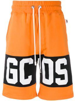 GCDS спортивные шорты с логотипом CC94M031004