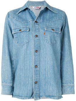 Fake Alpha Vintage джинсовая рубашка Levis 1970-х годов DB043