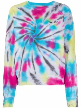 Forte Dei Marmi Couture tie-dye long sleeve sweatshirt 20SF5283