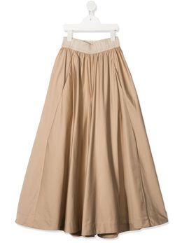 Unlabel TEEN gathered full skirt CASSIA2T