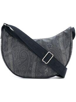 Etro сумка на плечо с принтом пейсли 066878010