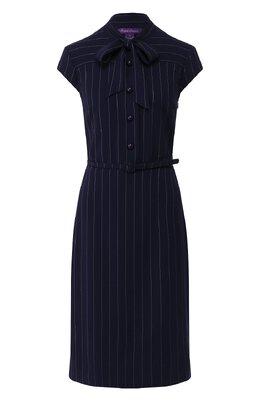 Шерстяное платье Ralph Lauren 290798010