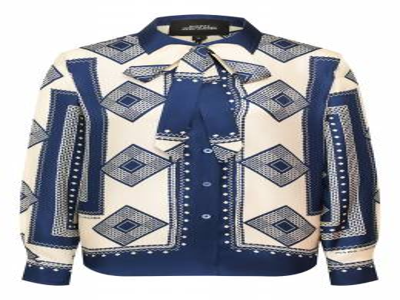 Шелковая блузка The Marc Jacobs W6000040