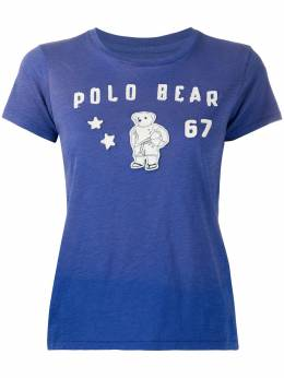 Polo Ralph Lauren Polo Bear appliqué T-shirt 211792194