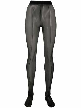Tom Ford stretch seamed tights TI0009YAX259