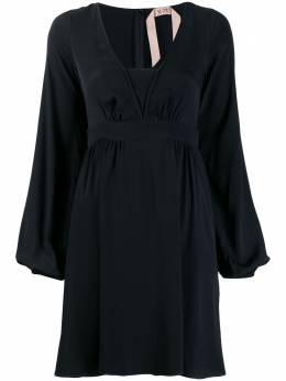 No. 21 расклешенное платье мини H1915111