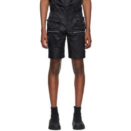 1017 Alyx 9Sm Black Multipocket Shorts AAMSO0011FA01BLK0001