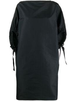 No. 21 платье мини с пышными рукавами 20EN2M0H1725844